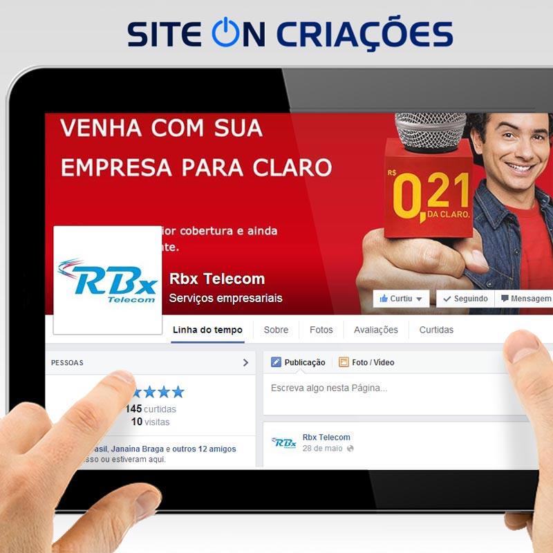 RBX Telecom Mídias Sociais