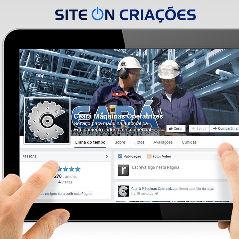 Ceará Máquina e Operatrizes Mídias Sociais