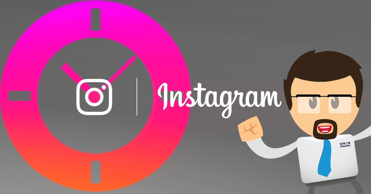 Instagram permite o agendamento de posts para marcas